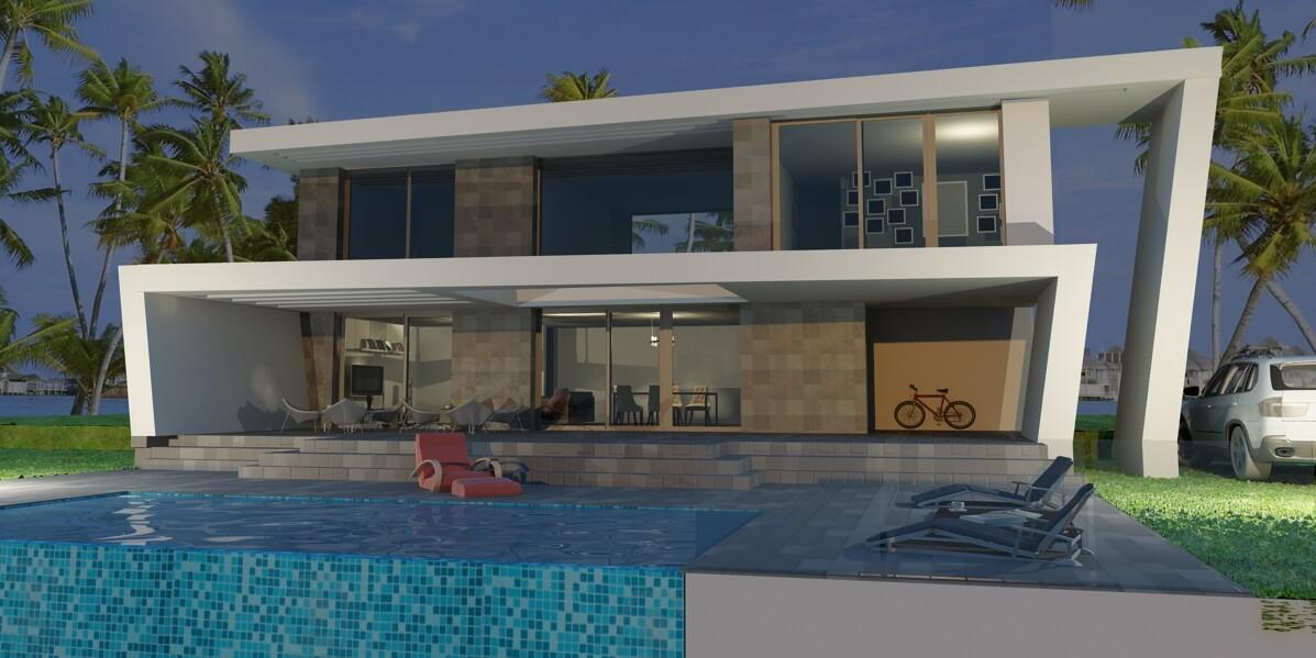 Universe 5 luxury villa GG Homes